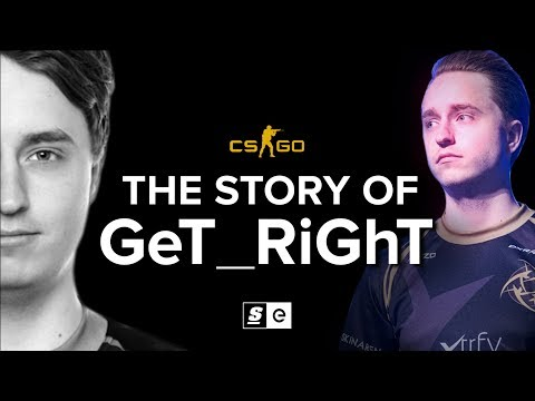 The Story of GeT RiGhT: The Timeless Relic (CS:GO)