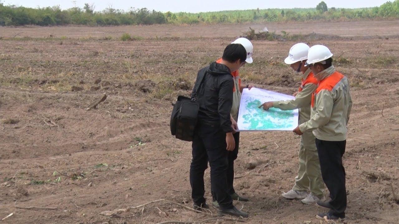Bình Phước nỗ lực hoàn thành dự án điện mặt trời đầu tiên trong năm 2019
