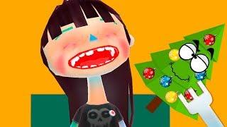 Готовка челлендж #9 | Готовлю новогоднюю еду в игре Toca Kitchen 2 для детей