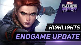 [MARVEL Future Fight] Avengers: Endgame theme Update