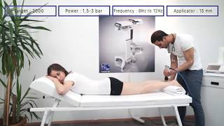 MODUS ESWT Touch - Achilles Tendinopathy Treatment