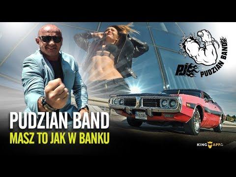 Pudzian Band - Masz to jak w banku (Official video)