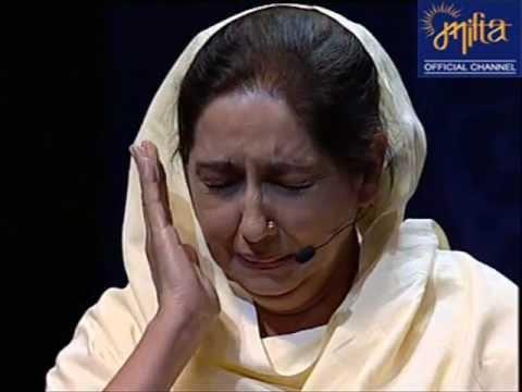 "Neena Kulkarni and Jitendra Joshi - ""Hamidabaichi Kothi"""