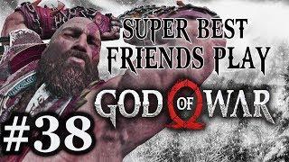 Super Best Friends Play God of War (Part 38)
