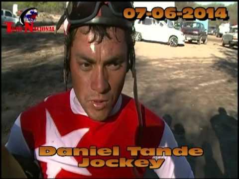 LAS TALITAS 07 06 2014   CARRERA 4   CLASICO   CRUZADO   PABLIDO   DON LUIS   TURFNACIONAL