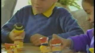 McDonalds McNugget Buddies - Happy Meal - Commercial - 1988