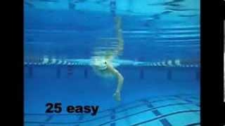 Nefessiz Serbest Yüzme Stili | Ata Yüzme Kulübü