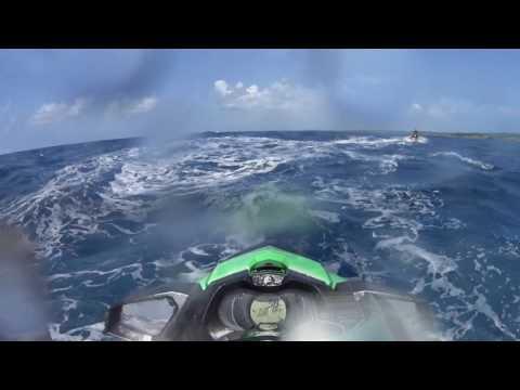 Jet Ski à la Pointe des Chateaux | Guadeloupe