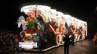 Bridgwater Carnival 2010: Vagabonds CC - Moonlight Masquerade (HD)