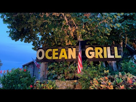 DINING REVIEW: Ocean Grill At Vero Beach