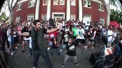 Flash Mob at 2nd Saturday Sacramento Aug 2010