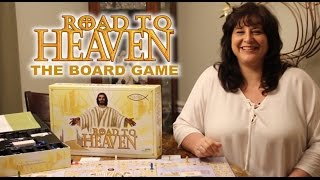 Christian Board Game  |  Road to Heaven