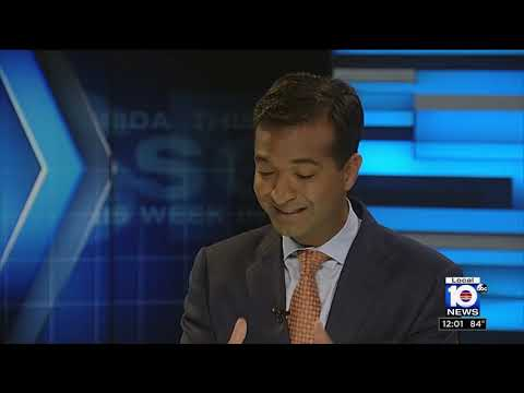 Carlos Curbelo Shines at Local 10 FL-26 Debate