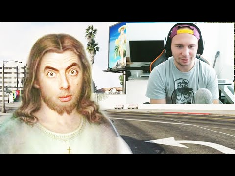 Thumbnail: Little Kid Needs Jesus After Talking Dirty in Grand Theft Auto V
