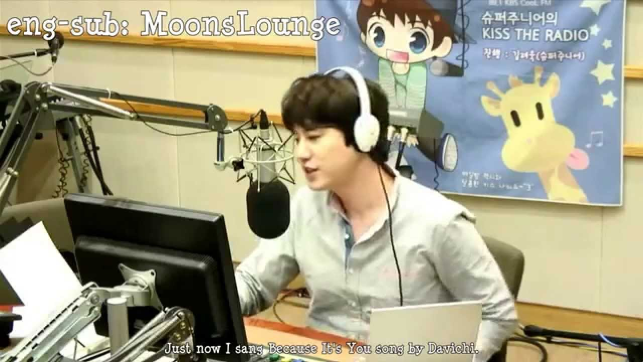 ENG-SUB] Sukira 141001 Super Junior Week Special DJ Kyuhyun talking