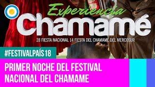 Festival País '18 - Primer día de la Fiesta Nacional del Chamamé