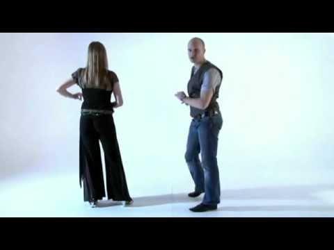 How To Dance Salsa. Basic Salsa Steps for Beginners - YouTube