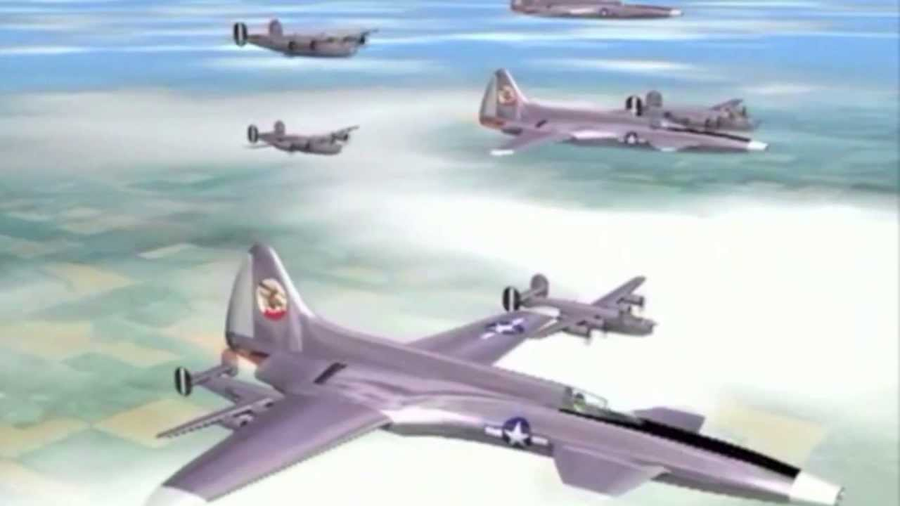 10 of the most incredible aviation projects of the Second World War