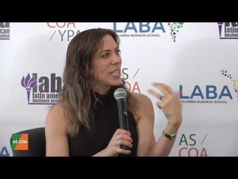 Linda Rottenberg on High-Impact Entrepreneurship – Latin American Business Conference 2017