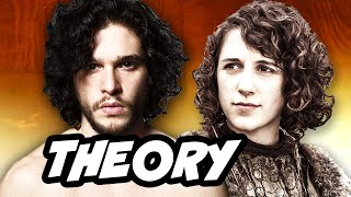 Game Of Thrones Season 6 Q&A - Jon Snow and Meera Reed