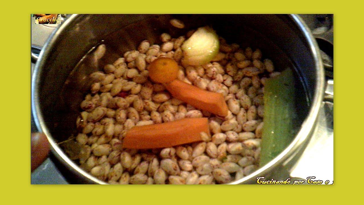 Video Cucina Di Base Cottura Fagioli Freschi Youtube