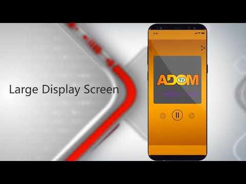 Adom tv App