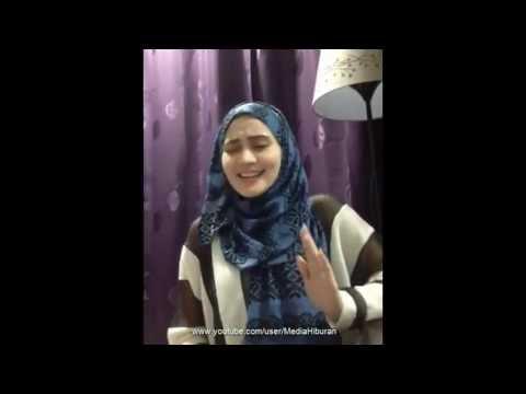 Sedap Juga Wawa Zainal Nyanyi Lagu Arab