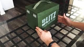 Распаковка заточной системы Blitz от Техностудии «Профиль»