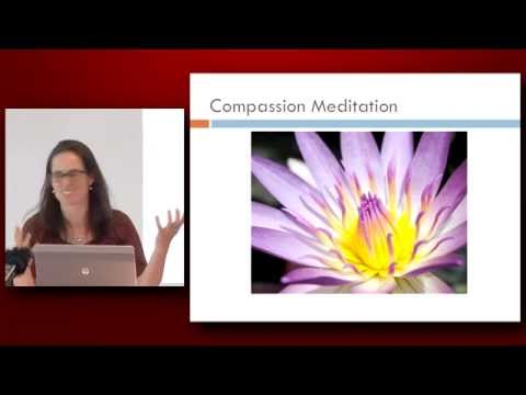 Rachael Frankford : Mindfulness and Self Compassion for Health Care professionals