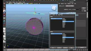 Maya Tutorial: Rotating Wheel