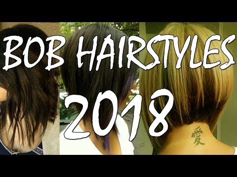 Bob Hairstyles & Haircuts for 2018 💛 2018 Bob Haircuts and Hairstyles