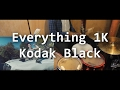Everything 1K (Kodak Black) Drum Cover