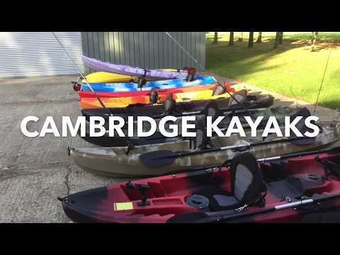 FOR SALE BY CAMBRIDGE KAYAKS