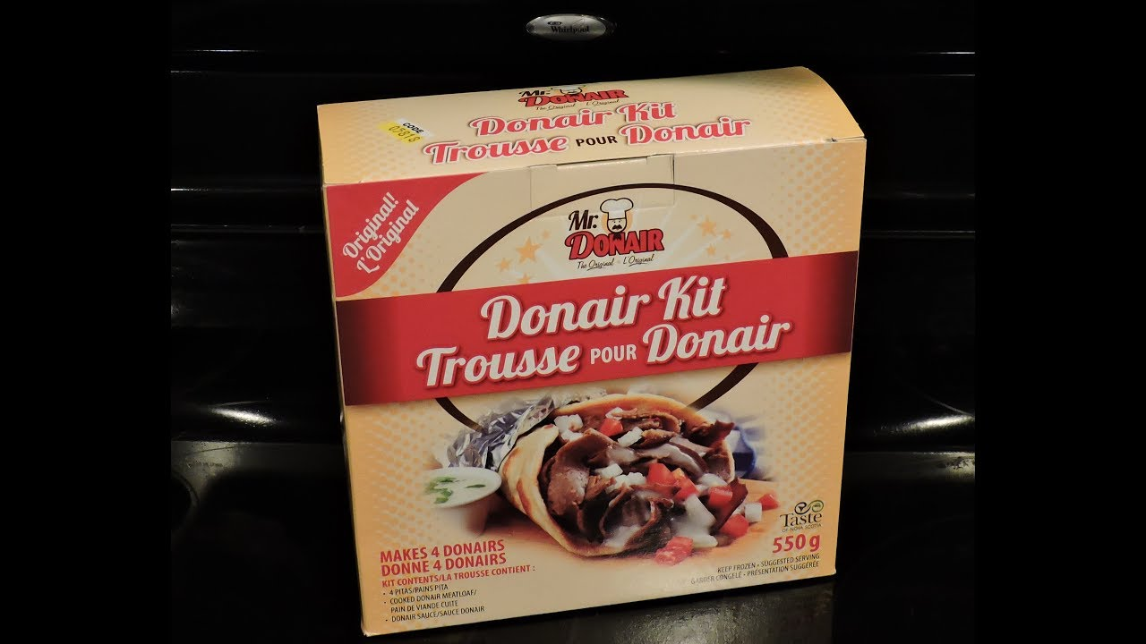 Donair Review Mr Donair Youtube