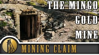 Mingo Mine - Colorado - Gold Rush Expeditions - 2015