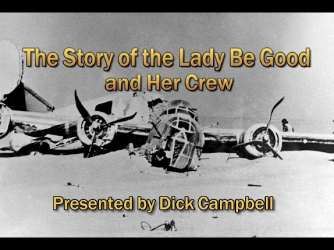 The Story of the Lady Be Good by Dick Campbell