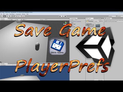 Como fazer um Save Game na Unity 3D