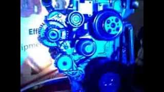 Tata Cummins & Tata Motors Auto Expo Motor-Video