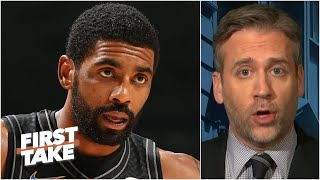 'Kyrie is worth the drama' - Max Kellerman's thoughts on Irving's absence from the Nets