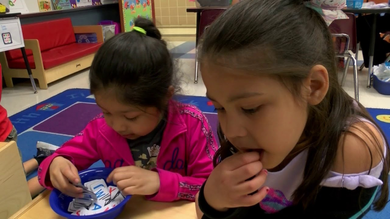 Pre-k classes offered to everyone - YouTube