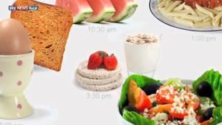 دراسة: قلة الألياف في الطعام تسبب الأرق