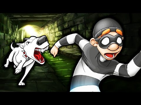 ВОРИШКА БОБ 2 [6] Новая серия Игровой мультик Видео для детей Игра Robbery Bob 2