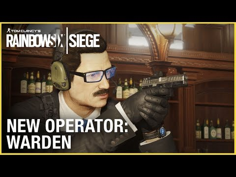 Rainbow Six Siege's next operator looks like The Onion's accountant