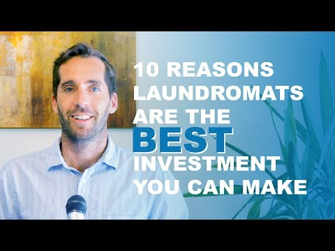 10 Reasons Laundromats Are the BEST Investment You Can Make