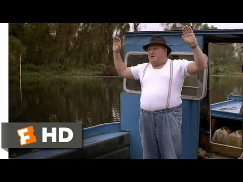 Schultze Gets the Blues (7/7) Movie CLIP - Captain Kirk (2003) HD