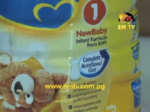 ICCC Warning: Nutricia KariCare Health Danger to Children