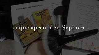 Lo que aprendí en Sephora: Contorno & Iluminación (Español) Thumbnail