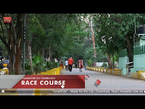 Coimbatore Day Part 2: Puliakulam/Race Course - Celebrating 213 years of a glorious journey