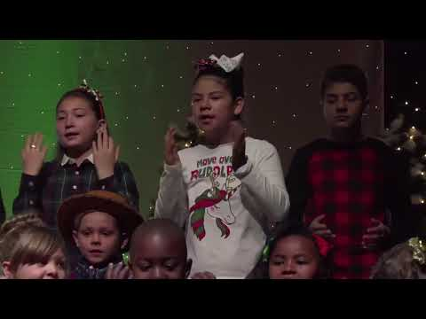 """Joshua Springs Christian School Presents """"An Out Of The Box Christmas"""""""