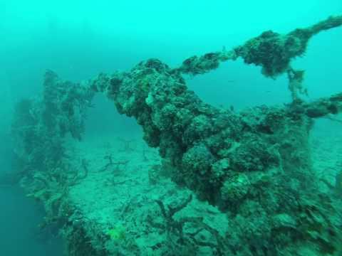 Spiegel Grove http://en.wikipedia.org/wiki/USS_Spiegel_Grove_(LSD-32)